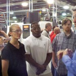 Florida TRADE Grant Students Visit Manufacturing Industries, Score High on CPT