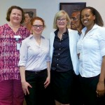 A Warm Welcome to our East/Winter Park Campus Organizational Development/Human Resources Team