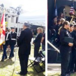 Veterans Day Celebrated on East Campus