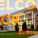 West Campus Welcome Greeting – Spring 2015