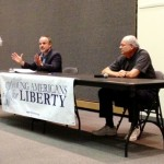 Valencia Chapter of Young Americans for Liberty Sponsors Debate