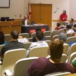 Osceola Campus Hosts Career Event for Students Interested in Graphics