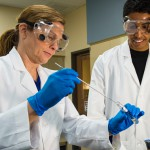 Biotechnology Program Showcased at STEM Council Meeting