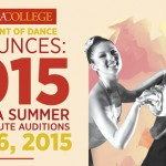 Know a High School Dancer? Share this Opportunity to Audition for the Valencia Summer Dance Institute