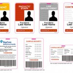 College Initiates New ID Cards for Employees, Students, Law Enforcement and Contractors