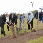 East Campus' Plant Operations Building is Coming Soon, Groundbreaking Celebrated Last Month