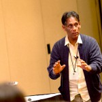 Subhas Rampersaud Shares the Virtues of Peace Work — Faculty Highlight