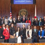 SGA Discusses Hot Topics Like the Open Carry Bill with Senators and Representatives During Tallahassee Trip