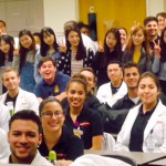 Nursing Department Hosts Korean Nursing Students for a Day of Joint Learning