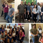Teams Wear Denim to Support Victims of Sexual Assault