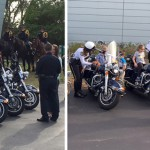 Valencia Honors Police Officers Who Lost Their Lives in the Line of Duty