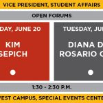 Participate in the Search for Valencia's Next Vice President, Student Affairs