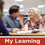 The New Valencia EDGE: My Learning Channel Offers Training Opportunities and the Leadership Library