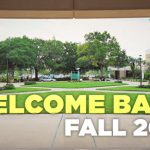 Save the Date for Welcome Back Events at East and Winter Park Campuses