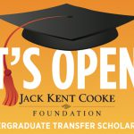 Encourage Students to Apply for the Jack Kent Cooke Foundation Scholarship