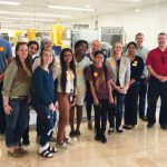 Laura Sessions Prepares STEM Students Through Hands-On Work — Faculty Highlight