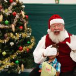 Making a Difference in Our Community: Mike Hilliard Transforms Into Santa for Underprivileged Youth