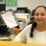 Featured Colleague: Aira Pierce Finds Her Calling at Valencia