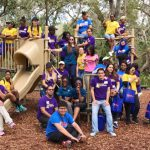 Making a Difference in Our Community: Students and Faculty Clean up Wekiwa Springs