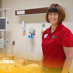 Featured Colleague: Committed to Giving, Marci Dial Serves Through Nursing