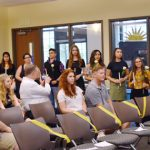 Beta Upsilon Zeta Chapter of Phi Theta Kappa Inducts 12 New Members