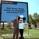 A Valencia Throwback: Opening the Walt Disney World Center for Hospitality and Culinary Arts