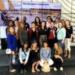 Students Visit France and Belgium on SAGE Trip