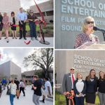 New School of Arts and Entertainment Building Grand Opening Celebrates Collaboration and Student Impact