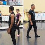 Lehrer Dance Company and Dance Students Collaborate