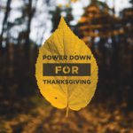 Shut Down Workstations for the Thanksgiving Holiday Break