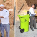 Increasing Our Sustainability Efforts — We're Now Composting