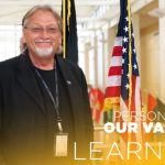 Featured Colleague: On the Field and In the Classroom, Eldon Warfield Embraces Learning