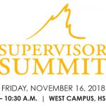 Attend the Next Supervisor Summit to Learn About Managing Performance