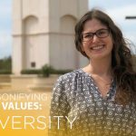 Featured Colleague: Danielle Silver Travels the World, Brings Global Perspective Into Her World