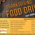 Pooky's Pantry Food Drive