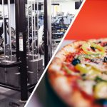 Holiday Fitness Center and Food Services Hours on East Campus