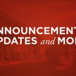 Faculty Governance Update, March 2019