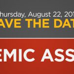 Save the Date for Academic Assembly
