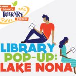 Check Out Lake Nona Campus' Pop-up Library