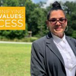 Featured Colleague: Student and Staff, Samantha Pabon Embraces Her Gifts as a Student Whisperer