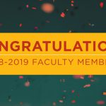 2018-2019 Faculty Certifications Earned at Valencia College