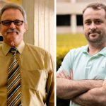 Celebrating the Career of David Sutton and Welcoming Eric Wallman as Interim Humanities and Foreign Language Dean