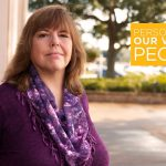 Featured Colleague: Sharon Burns, Rescuer and Role Model