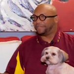 Professor Patrick Bartee Reunited With Long-lost Dog