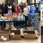 Thank You Valencians for Your Pooky's Pantry Donations