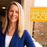 Featured Colleague: Lindsay Regruit Helps Show High School Students What's Over the Horizon