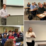 Faculty Learn About Creating Equity-minded Classrooms at Math Conference