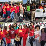 Valencia Marches in Martin Luther King, Jr. Parade in Downtown Orlando