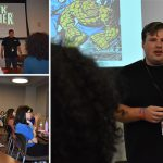 Humanities Department Features Speaker and Another Creative Collaboration