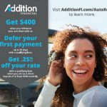 Looking To Refinance Your Auto Loan? Addition Financial Can Help